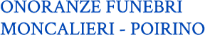 Onoranze Funebri Rosso Logo